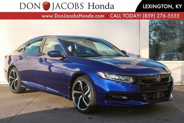 2020 Honda Accord Sport 2.0T Lexington KY