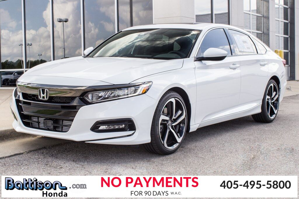 2020_Honda_Accord_Sport 2.0T_ Oklahoma City OK