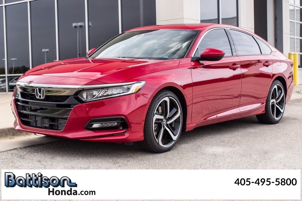 2020 Honda Accord Sport 2.0T Oklahoma City OK