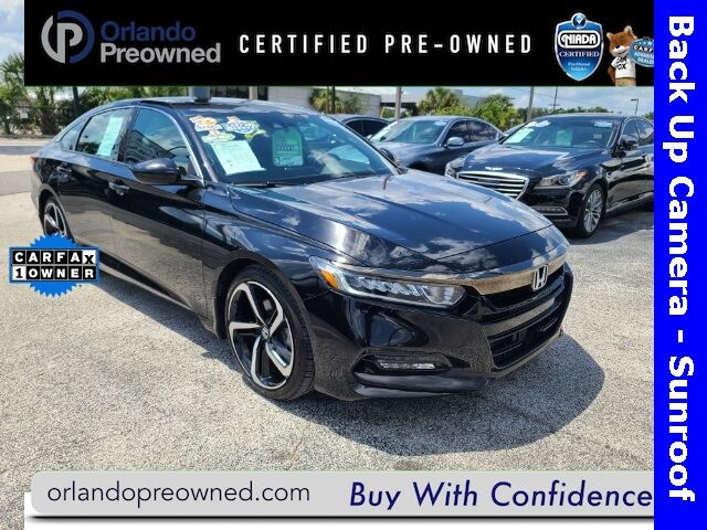2020 Honda Accord Sport 2.0T Orlando FL