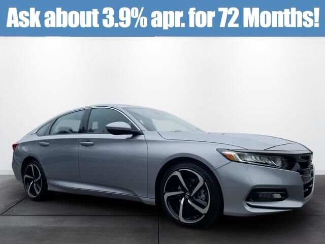 2020 Honda Accord Sport Chattanooga TN