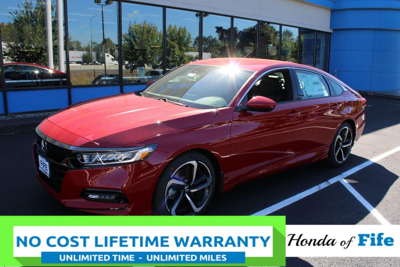 2020 Honda Accord Sport Fife WA