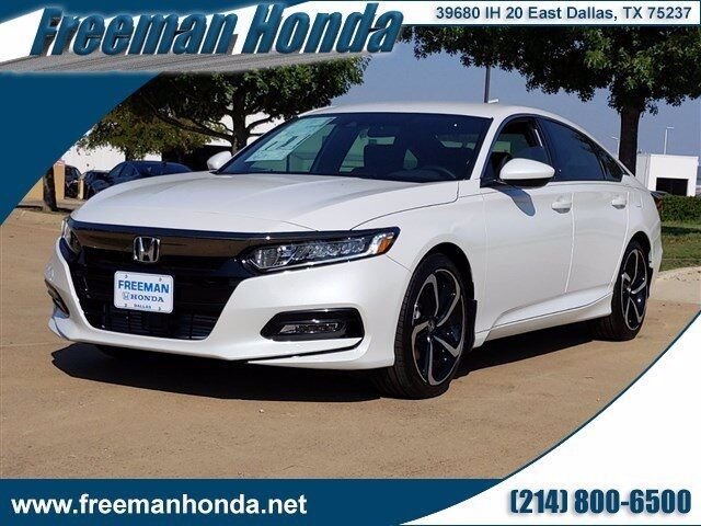 2020 Honda Accord Sport Dallas TX
