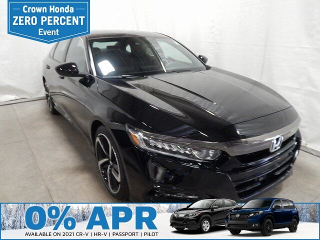 2020 Honda Accord Sport Holland MI