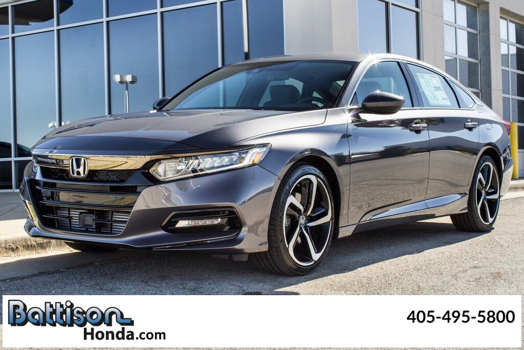 2020_Honda_Accord_Sport_ Oklahoma City OK