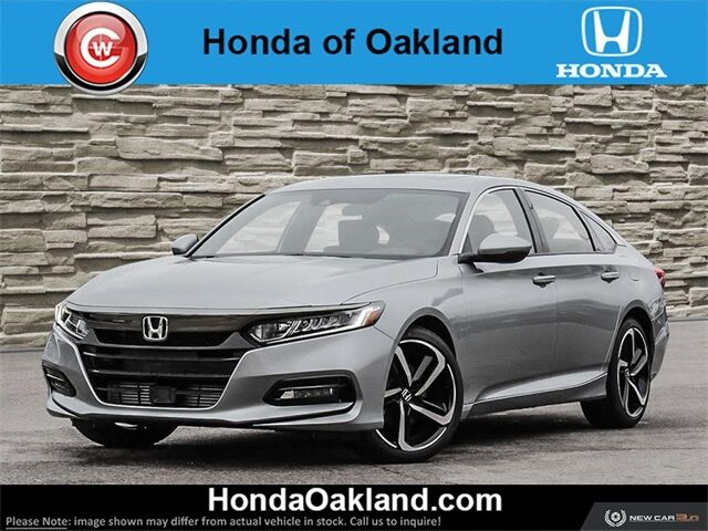 2020 Honda Accord Sport Oakland CA