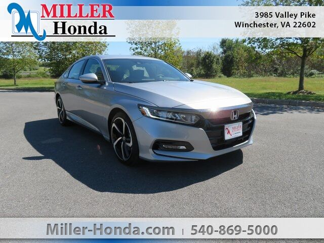2020 Honda Accord Sport Martinsburg