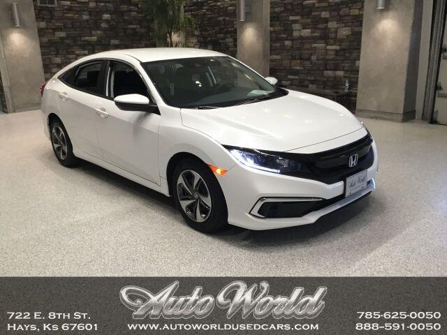 2020 Honda CIVIC LX  Hays KS