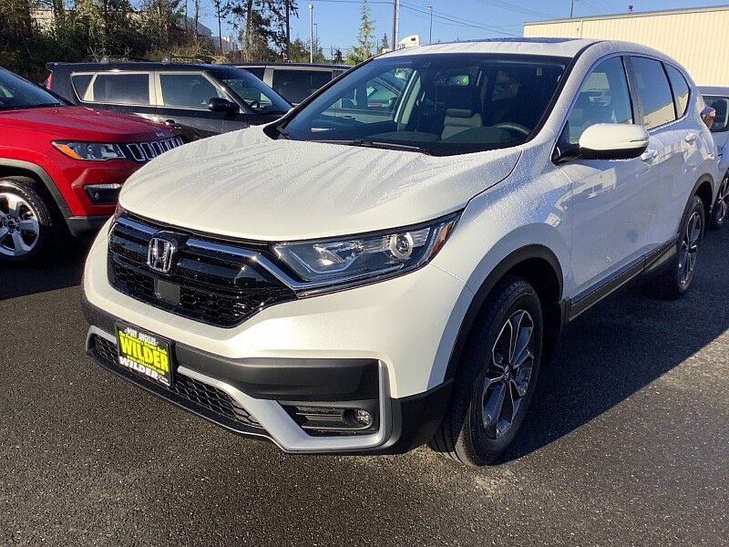 2020 Honda CR-V 4d SUV AWD EX-L Port Angeles WA