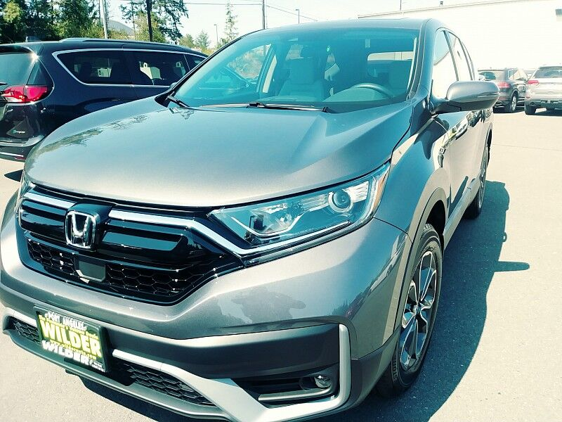 2020 Honda CR-V 4d SUV AWD EX Port Angeles WA