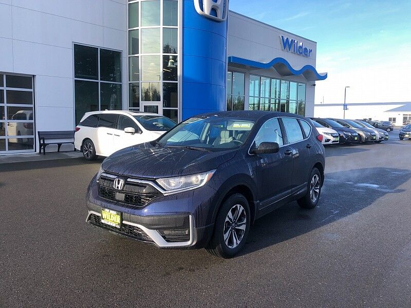2020 Honda CR-V 4d SUV AWD LX Port Angeles WA