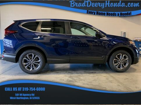 2020_Honda_CR-V_EX-L_ West Burlington IA