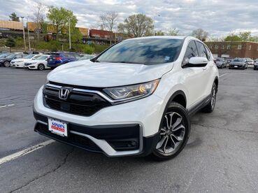 2020_Honda_CR-V_EX-L_ Worcester MA