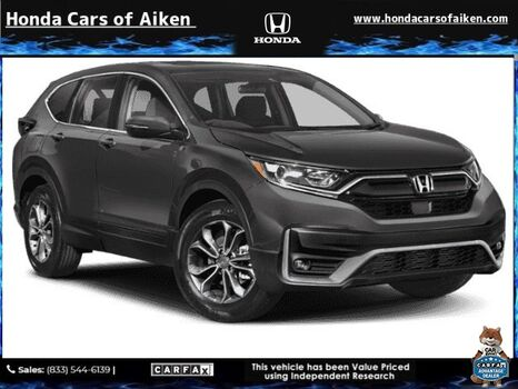 2020_Honda_CR-V_EX_ Aiken SC