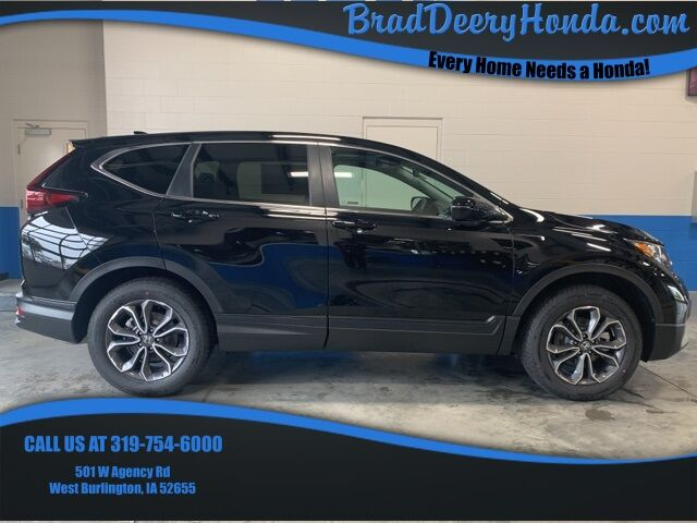 2020 Honda CR-V EX West Burlington IA