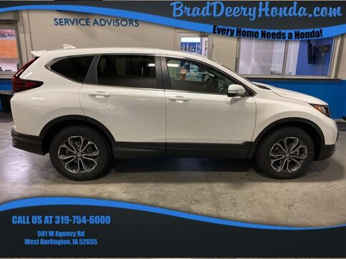 2020_Honda_CR-V_EX_ West Burlington IA