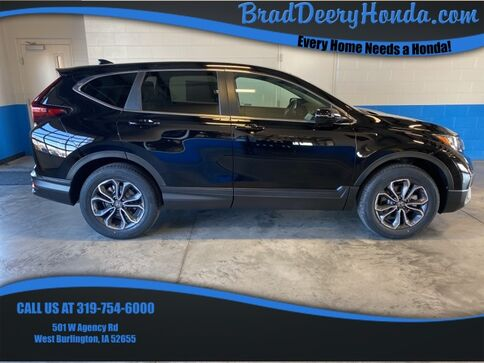 2020_Honda_CR-V_EX_ West Burlington IA