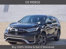 2020_Honda_CR-V Hybrid_EX-L_ Delray Beach FL