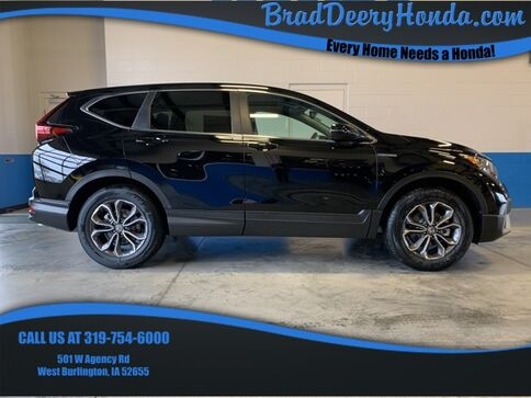2020_Honda_CR-V Hybrid_EX-L_ West Burlington IA
