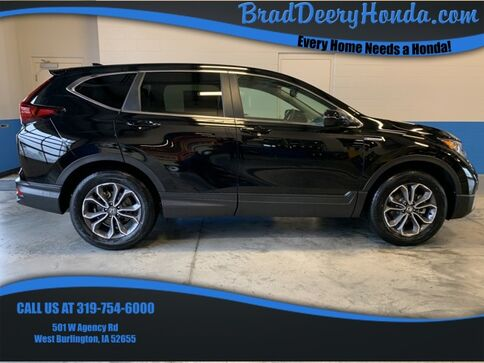 2020_Honda_CR-V Hybrid_EX-L_ West Burlington IA