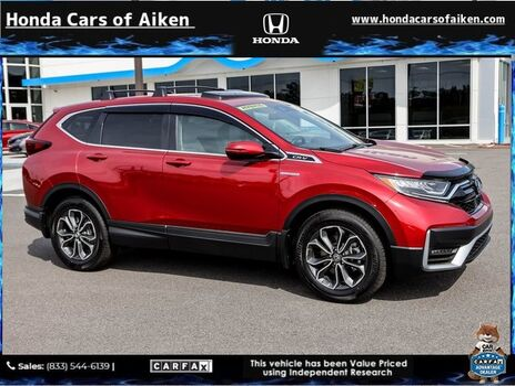 2020_Honda_CR-V Hybrid_EX_ Aiken SC