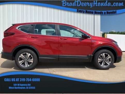 2020_Honda_CR-V Hybrid_LX_ West Burlington IA