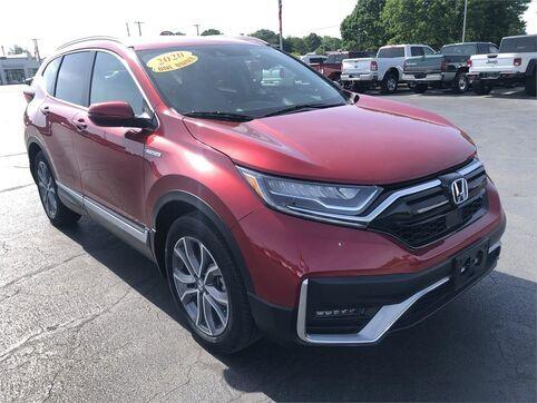2020_Honda_CR-V Hybrid_TOURING AWD_ Evansville IN