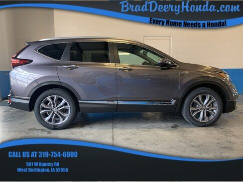 2020_Honda_CR-V Hybrid_Touring Hybrid_ West Burlington IA