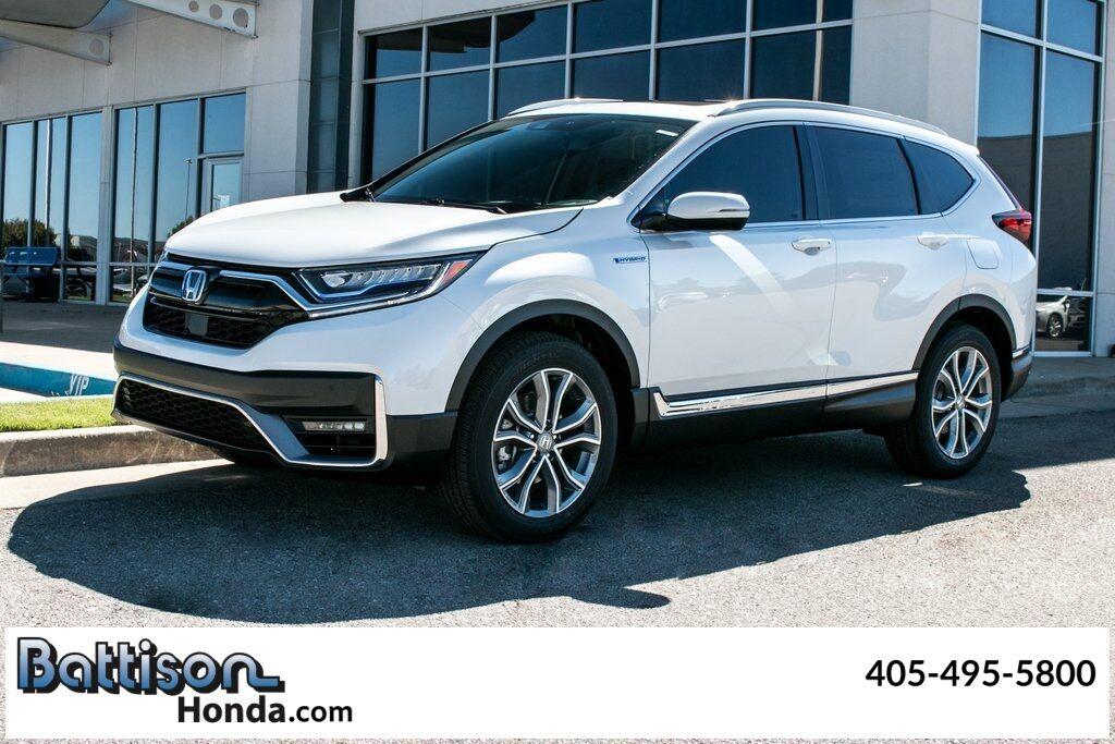 2020_Honda_CR-V Hybrid_Touring_ Oklahoma City OK