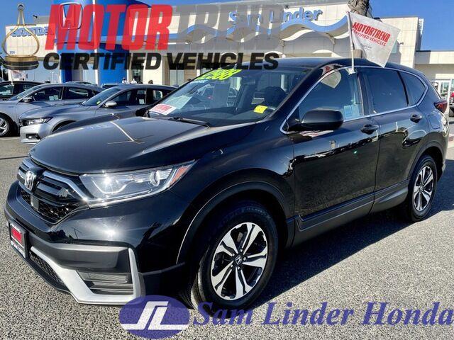 2020 Honda CR-V LX 2WD w/Pedigree Salinas CA