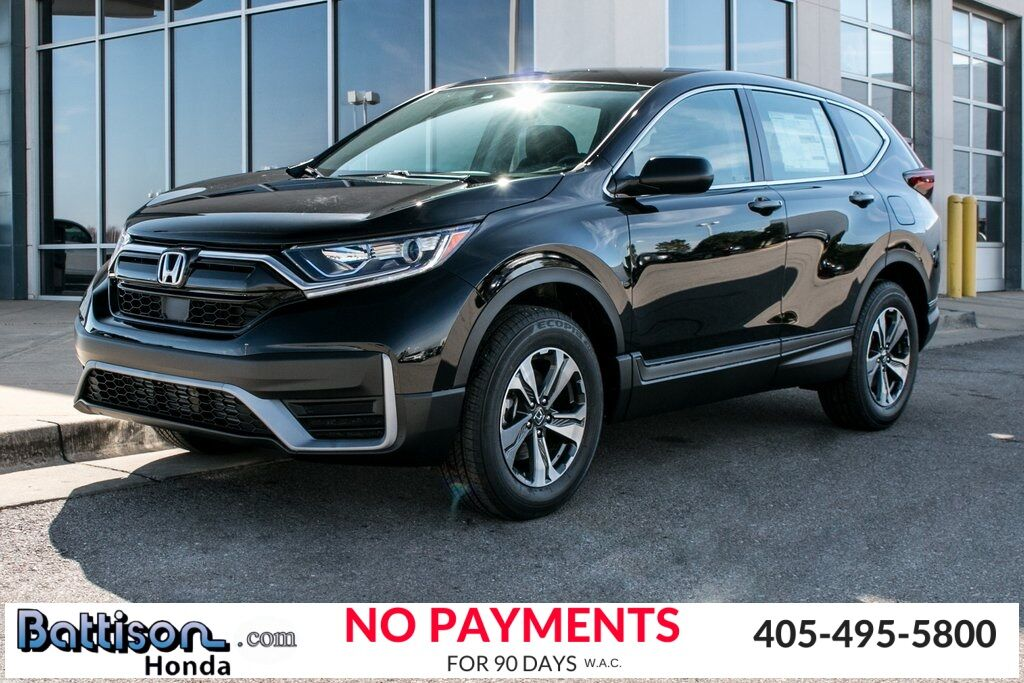 2020_Honda_CR-V_LX_ Oklahoma City OK