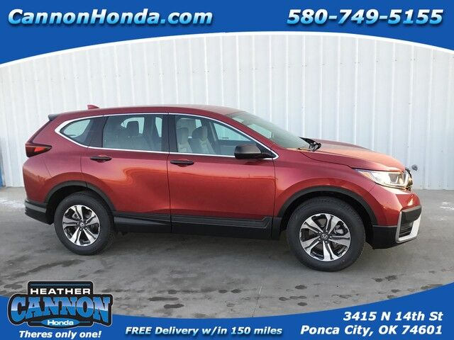 2020 Honda CR-V LX Ponca City OK