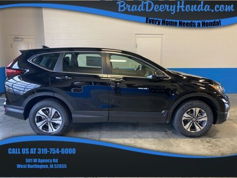 2020_Honda_CR-V_LX_ West Burlington IA
