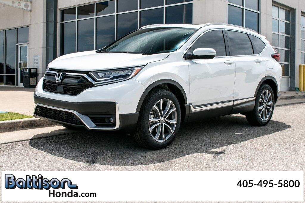 2020_Honda_CR-V_Touring_ Oklahoma City OK