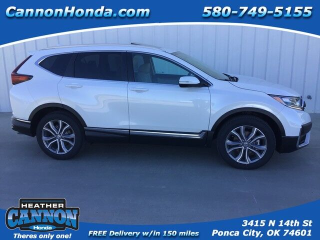 2020 Honda CR-V Touring Ponca City OK