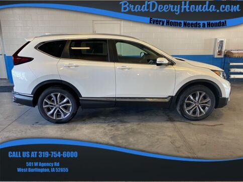 2020_Honda_CR-V_Touring_ West Burlington IA