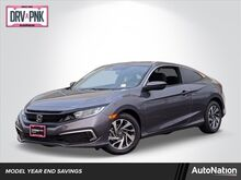 2020_Honda_Civic Coupe_LX_ Roseville CA