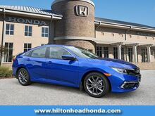 2020_Honda_Civic_EX_ Bluffton SC