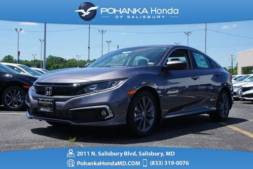 2020_Honda_Civic_EX-L_ Salisbury MD