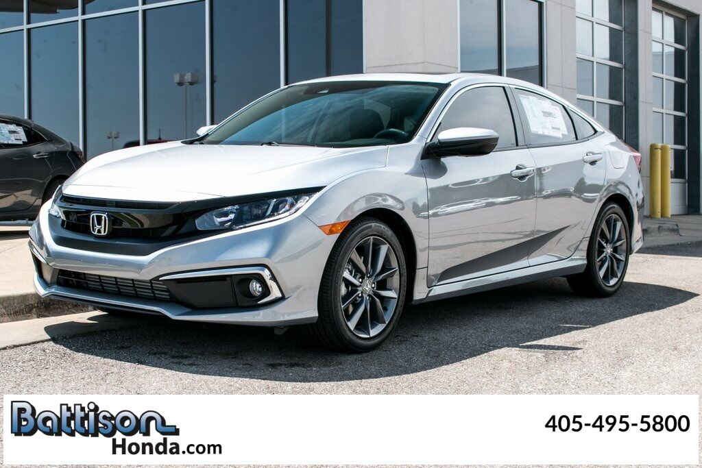 2020_Honda_Civic_EX_ Oklahoma City OK