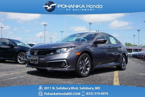2020_Honda_Civic_EX_ Salisbury MD