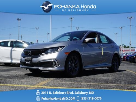 2020_Honda_Civic_EX_ Salisbury MD