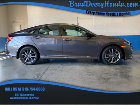 2020_Honda_Civic_EX_ West Burlington IA