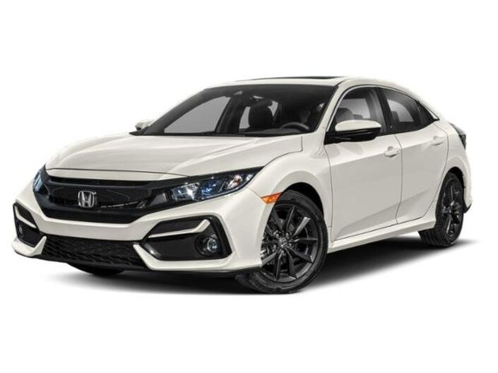 2020 Honda Civic Hatchback EX CVT Riviera Beach FL