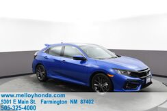 2020_Honda_Civic Hatchback_EX_ Farmington NM