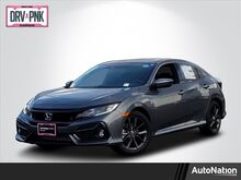 2020_Honda_Civic Hatchback_EX-L_ Roseville CA