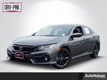 2020_Honda_Civic Hatchback_EX_ Roseville CA