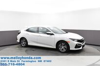 Honda Civic Hatchback LX 2020