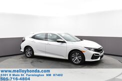 2020_Honda_Civic Hatchback_LX_ Farmington NM
