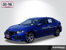 2020_Honda_Civic Hatchback_LX_ Roseville CA